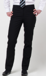 Girl's Trouser BLACK SLIM FIT David Luke DL965